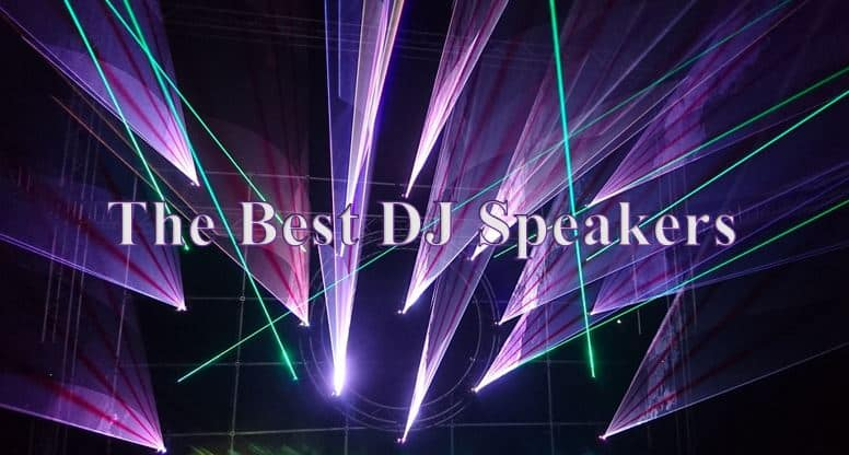 best dj speakers