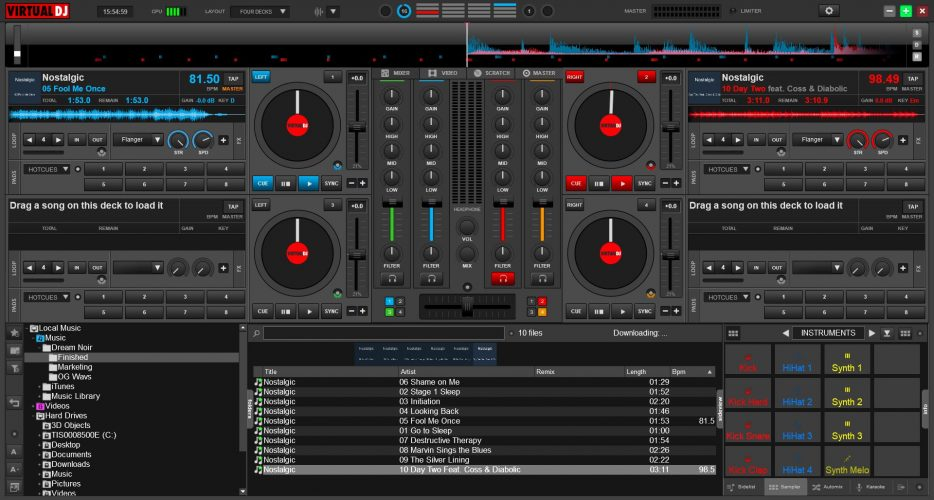 what is the best dj software