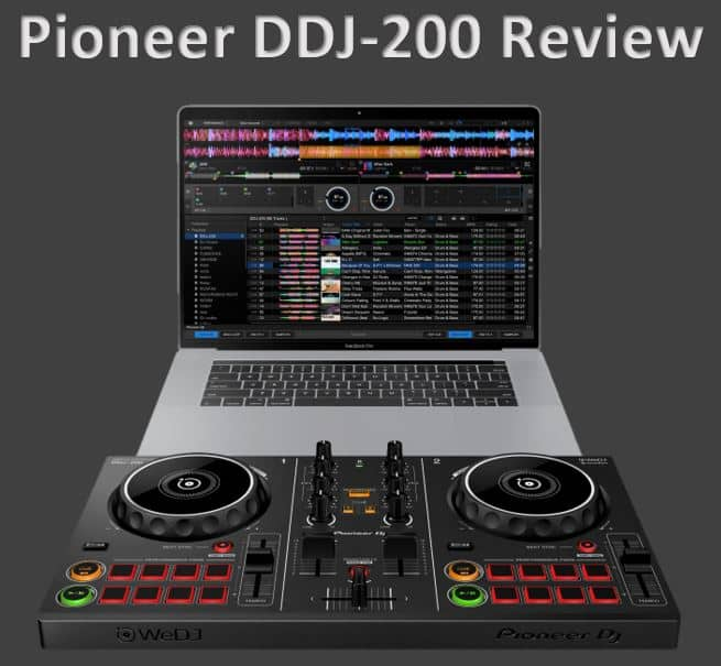 First Look at the Pioneer DJ DDJ-200