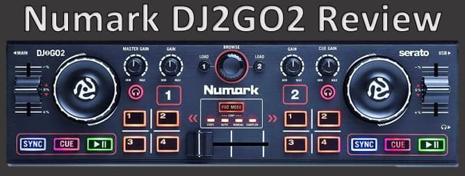 Numark DJ2GO2 review feature image