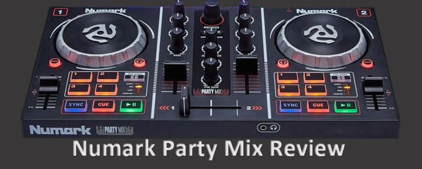 Numark Party Mix Review